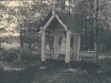 Bisschop De Korte komt in Tilburg replica van onderduikkapel uit de oorlog inzegenen