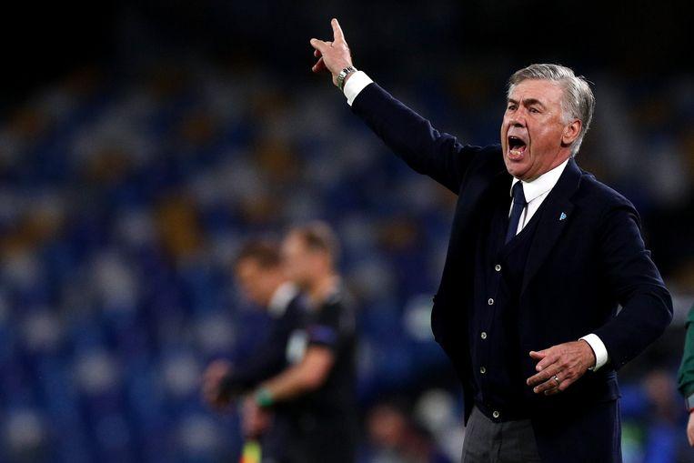 Carlo Ancelotti moet voor een ontslag vrezen.