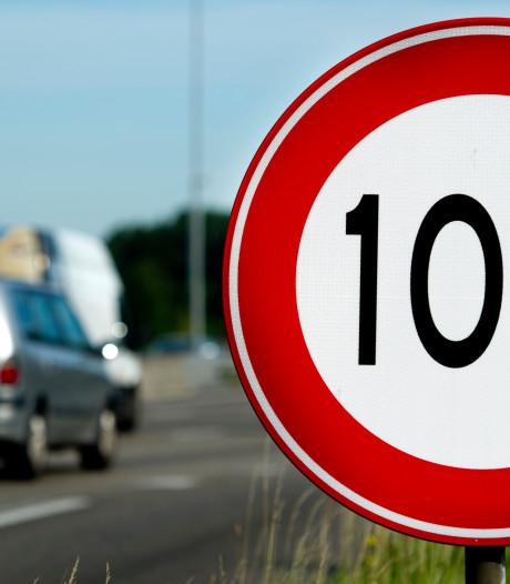 """Zakelijke rijders tegen snelheidsverlaging: """"100 rijden met een elektrische auto heeft geen effect op stikstof"""""""