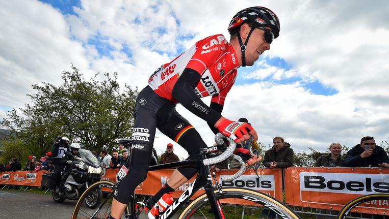 Bart De Clercq keert na vier jaar terug in de Giro.