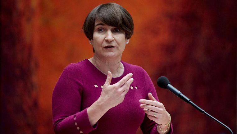 Minister van Buitenlandse Handel Lilianne Ploumen: 'we hebben dit verdrag nodig'. Beeld anp