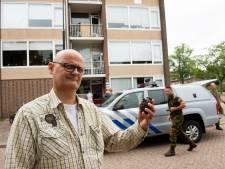 Mantelzorger vindt handgranaat in flat in Apeldoorn: 'Als-ie explodeert, is de hele verdieping weg'