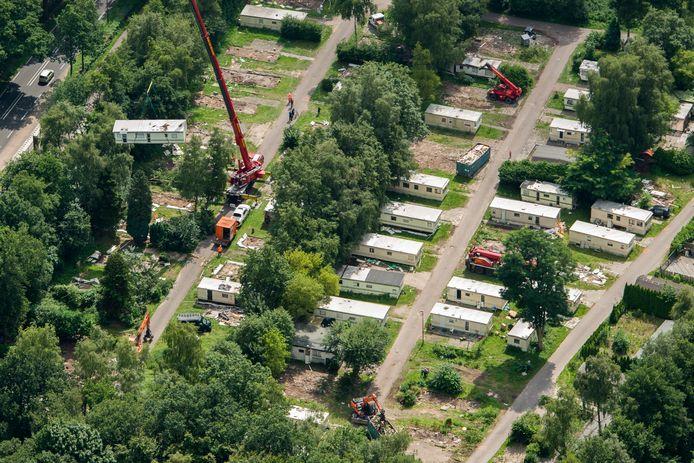 De ontmanteling van Fort Oranje heeft Zundert opgezadeld met kosten. Voor het grootste deel verwacht de gemeente het geld terug te krijgen.