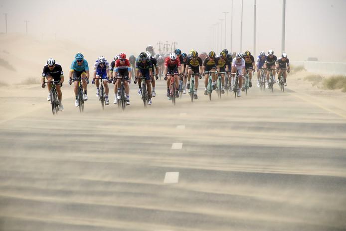 Ronde van Dubai.