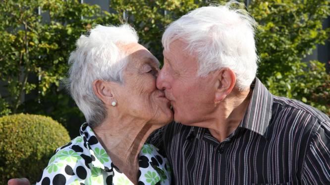 84 jaar oud, 52 jaar samen: tijd om te trouwen