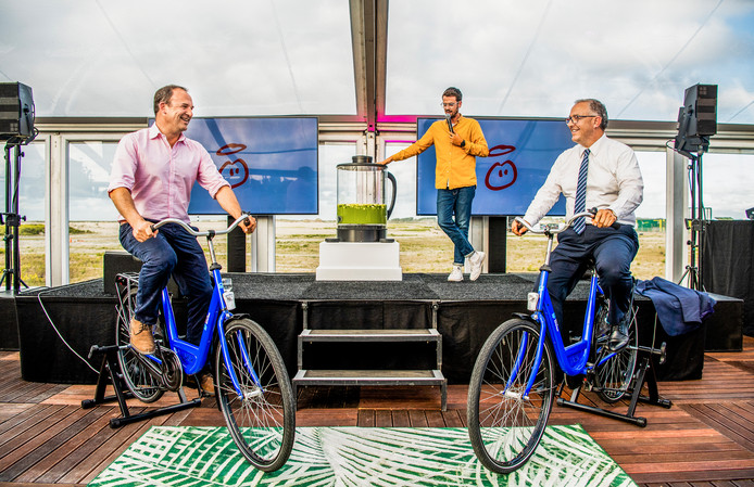 In september gaven Inncocent-topman Douglas Lamont en de Rotterdamse burgemeester Ahmed Aboutaleb het startsein voor de bouw van de fabriek. Sindsdien gebeurde er weinig op het terrein in de Europoort.
