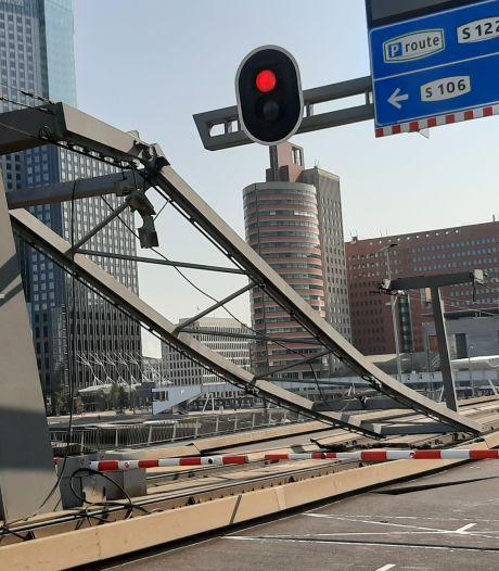 Na 'klapper' Erasmusbrug: zijn Rotterdamse bruggen wel veilig?