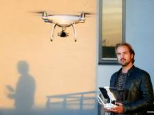Zeistenaar Jelte Keur weer genomineerd voor Drone Award