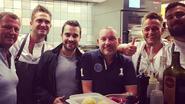 Chef-kok Lewis treedt in voetsporen El Bulli