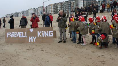 """Koksijde neemt afscheid van 'zijn' Sea King: """"Elke inwoner draagt die helikopter op handen"""""""