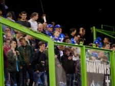 Voorzitter supportersclub PEC Zwolle doet aangifte tegen politie vanwege 'mishandeling' bij Vitesse