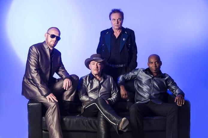 De Time Bandits met leadzanger Alides Hidding is een van de trekkers tijdens de jubileumeditie van Oldenzaal Muzikaal.
