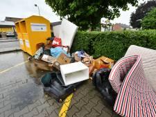 Afvaldumpers krijgen geen kans meer met cameratoezicht op milieueilanden in Hof van Twente