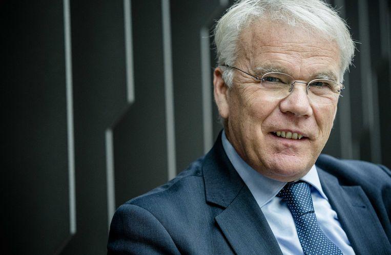Kamerlid Norbert Klein van VPN. Beeld anp