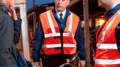 Politie controleert vanaf volgende week fietsverlichting: 55 euro boete voor wie niet in orde is