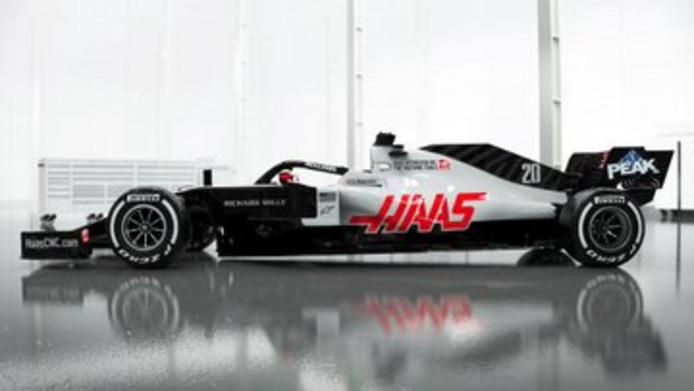 De Haas, VF20