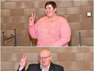 Elien Rosseel en Rudi Debusschere (Samenplus) leggen eed als nieuwe gemeenteraadsleden