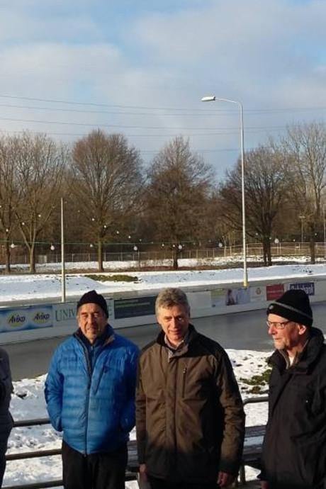 IJsbanen in Achterhoek klaar voor naderende kou