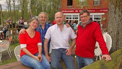Café 'Bij Stinne' kreeg vijf jaar geleden tweede leven