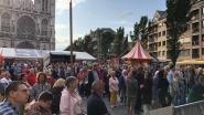 Weer of geen weer, Oostendenaren genieten met volle teugen van start Paulusfeesten