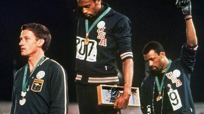 Australiër die op olympisch podium stond bij Black Power-groet krijgt dan toch standbeeld