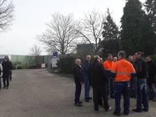 Wilde staking bij verpakkingsbedrijf Solidus Solutions in Bergen op Zoom (video)