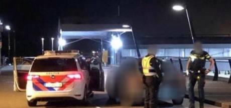 Achtervolging door Amersfoort: vuurwapen in auto drugsrijder