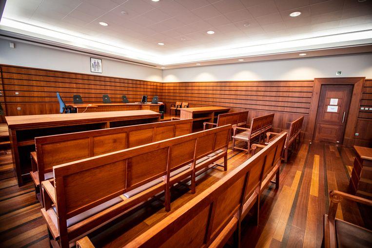 illustratiebeeld - De Tongerse rechtbank.
