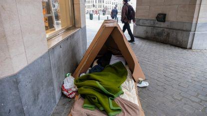 Brusselse gemeenten zorgen voor extra opvang voor daklozen