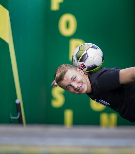 Door PSV begeerde Schuurs tekent nieuw contract tot 2020 bij Fortuna Sittard