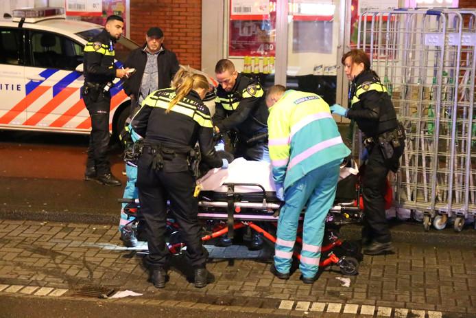 De man raakte zwaargewond bij de steekpartij op het Goeverneurplein in Laak