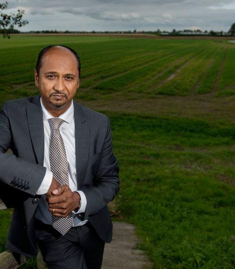 Shah Sheikkariem vervangt afgetreden wethouder Peter van der Ven in gemeente Altena
