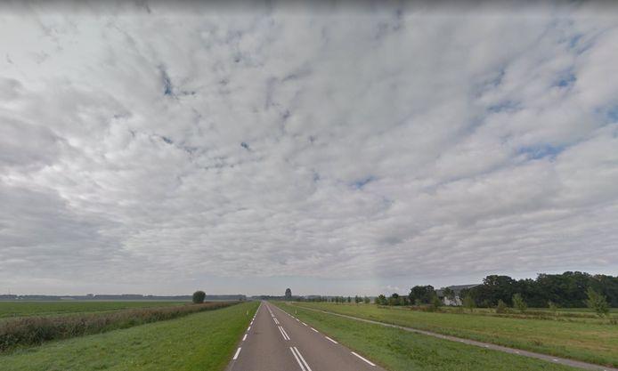 De Vogelweg tussen Lelystad en Almere