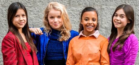 Meidengroep Unity met Heeswijkse Naomi pakt vierde plek bij Junior Songfestival