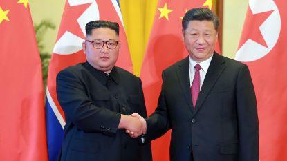 China versoepelt sancties tegen Noord-Korea