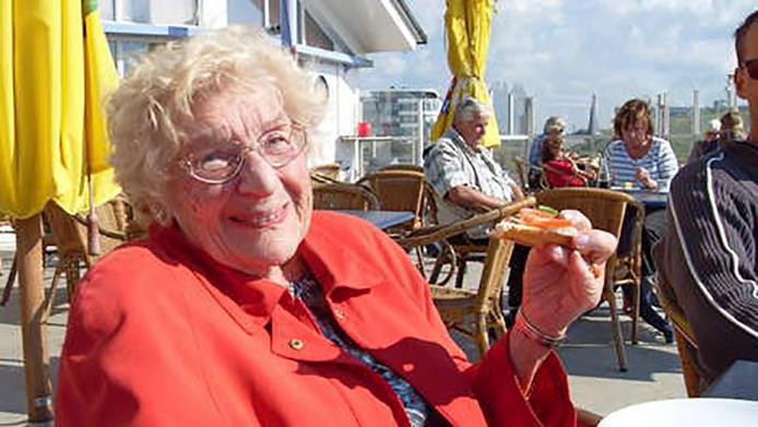 De 96-jarige oma Toni werd in 2015 doodgestoken.