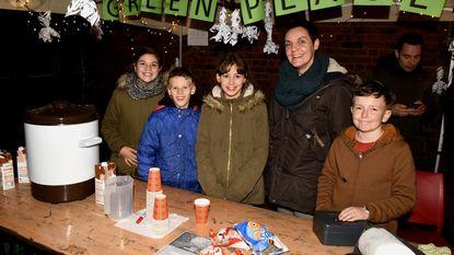 Kinderen De Bron verdienen 215 euro voor Green Preace