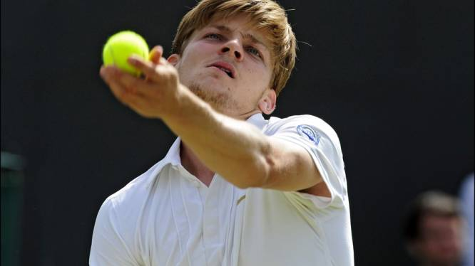 David Goffin sneuvelt in eerste ronde in Newport