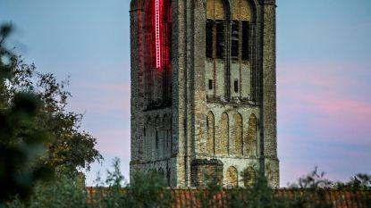 Kerk heeft rood streepje voor
