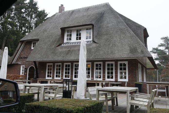 Restaurant De Swarte Ruijter in Holten.
