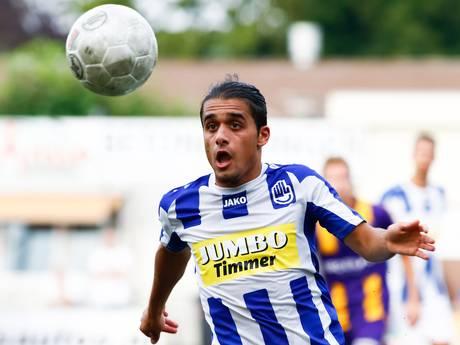 'Prima begin' voor FC Lienden- speler Intezar met  Afghanistan