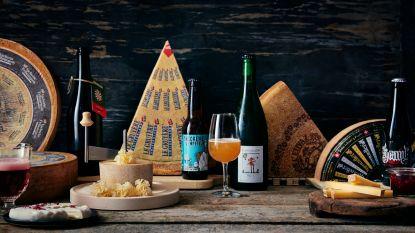 Vergeet wijn, probeer eens een kaas- en bieravond met deze tips