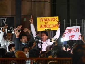 L'Inde exécute les coupables d'un viol collectif à Delhi