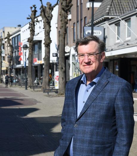 Henk Hellegers is burgemeester in het epicentrum van corona
