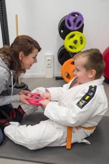 Crowdfunding voor judoka Bob (9): 'Hij heeft open rug, maar wil per se naar de Paralympics'