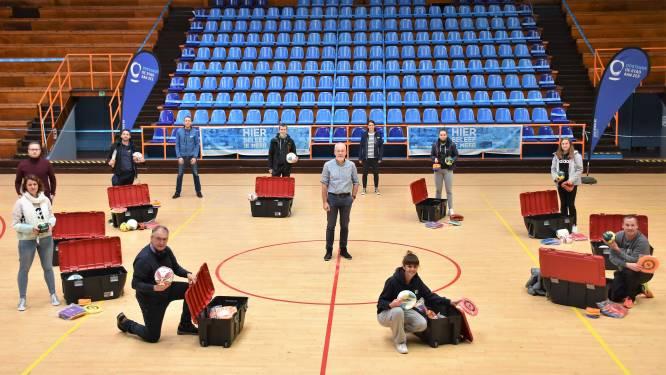 Tien scholen krijgen een sportkoffer na leuke foto- en videochallenge