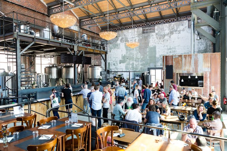 De locatie van de brouwerij speelt een rol bij de totaalbeleving, volgens Janos De Baets.