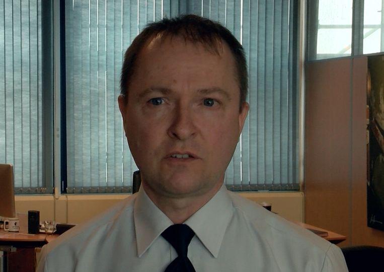 Antwerps korpschef Serge Muyters.