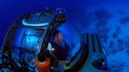 """Ontdekkingsreiziger vindt 'buitenaards ruimteschip' in de Bermudadriehoek: """"Zoiets heb ik nog nooit gezien"""""""