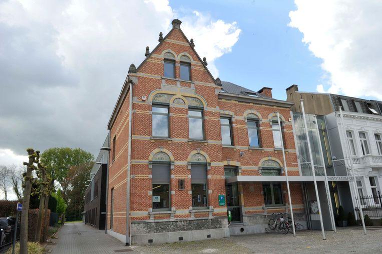 Het Administratief Centrum in Londerzeel.